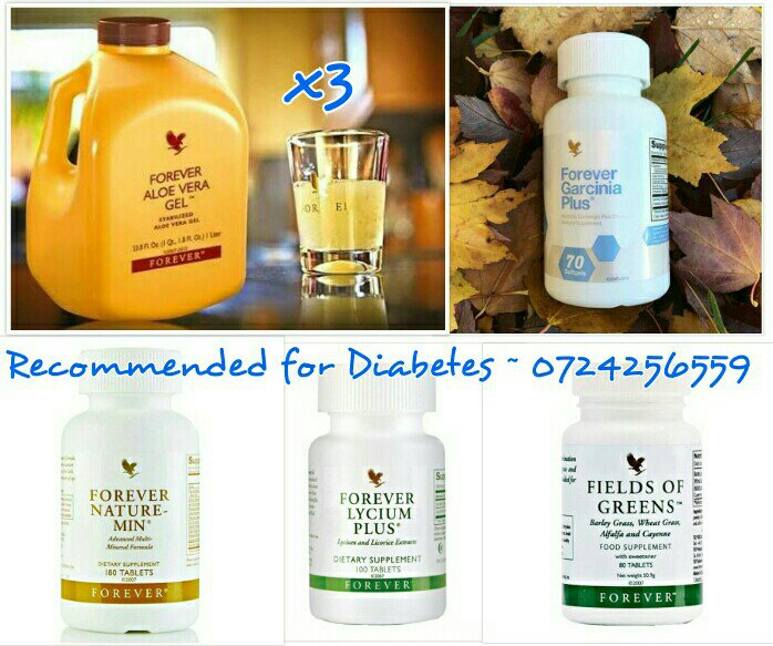 Forever Living Products To Help Manage Diabetes ...
